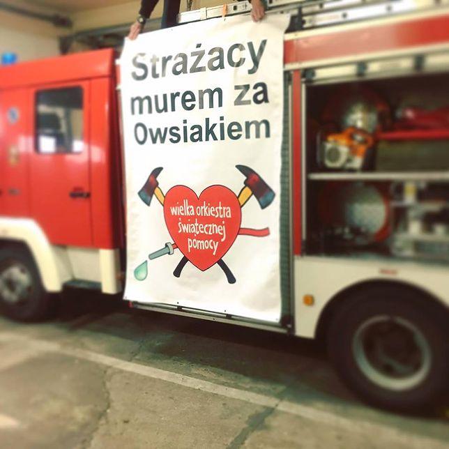 """Strażacy organizują """"Alarmowy koncert""""."""