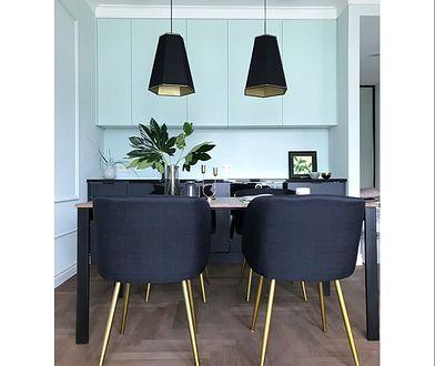 Ściana w kuchni. Modne trendy kolorystyczne