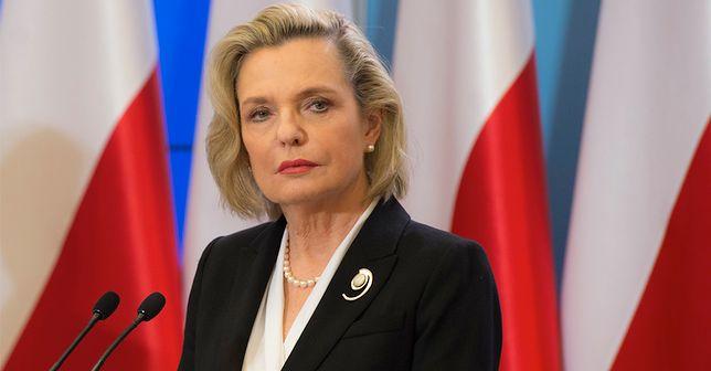 Anna Maria Anders zostanie ambasadorem RP we Włoszech