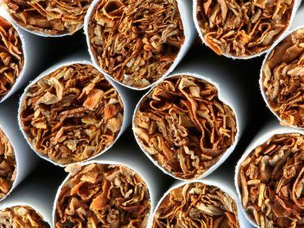 Dieta dla palaczy