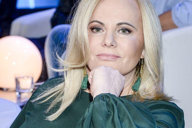 Joanna Kurowska straciła przez Covid-19 bliską osobę
