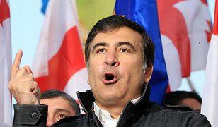 Prezydent Ukrainy pozbawił obywatelstwa Micheila Saakaszwilego. Zaważyły dokumenty z Gruzji