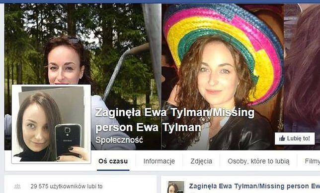 30 tys. internautów zaangażowało się w poszukiwania Ewy Tylman