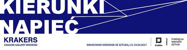 Cracow Gallery Weekend. Rusza Krakers