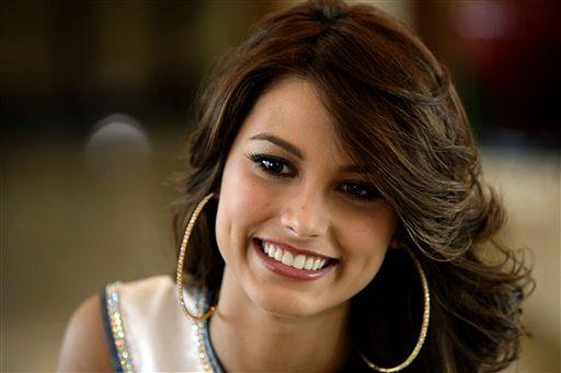 Zobacz najpiękniejszą kobietę świata