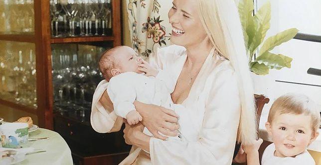 Hanna Lis pokazała zdjęcie z córkami na Dzień Dziecka