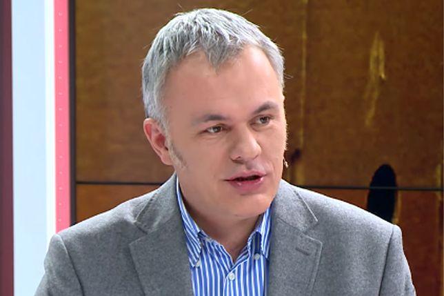 TVP zrezygnowała z felietonów Roberta Mazurka. Jest komentarz rzecznika