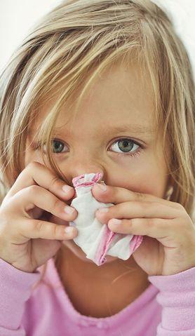 Obniżona odporność, czyli jakich składników brakuje w diecie dziecka