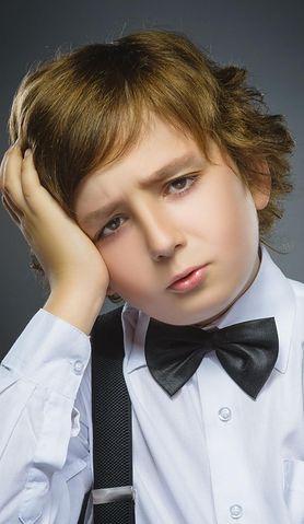 Nietypowe objawy gorączki u dziecka