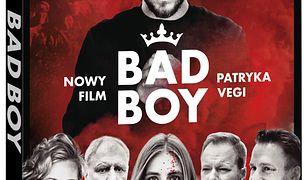 NAJNOWSZY FILM PATRYKA VEGI  BAD BOY  już na płytach DVD i Blu-ray!