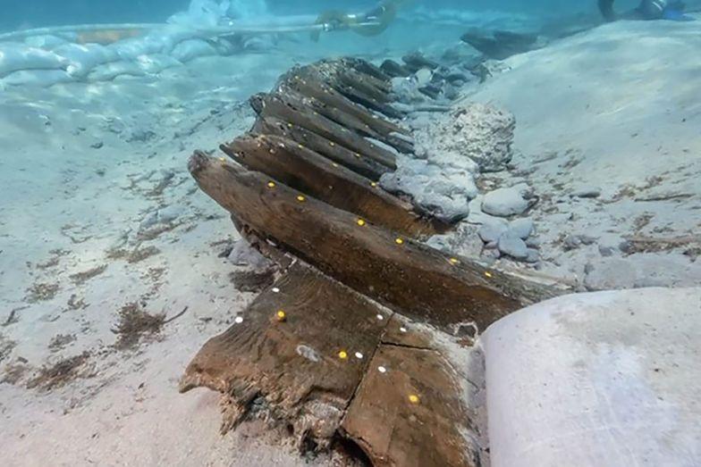 Chorwacja. Spektakularne odkrycie na dnie Adriatyku