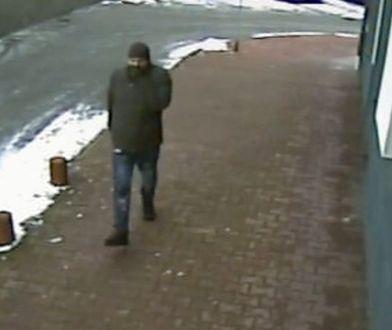 Zaatakował 14-latkę w Katowicach. Policja publikuje nagranie