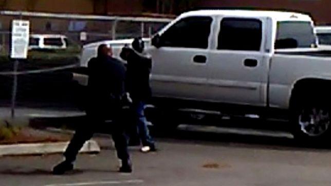 Policja zastrzeliła w Kalifornii nieuzbrojonego Afroamerykanina