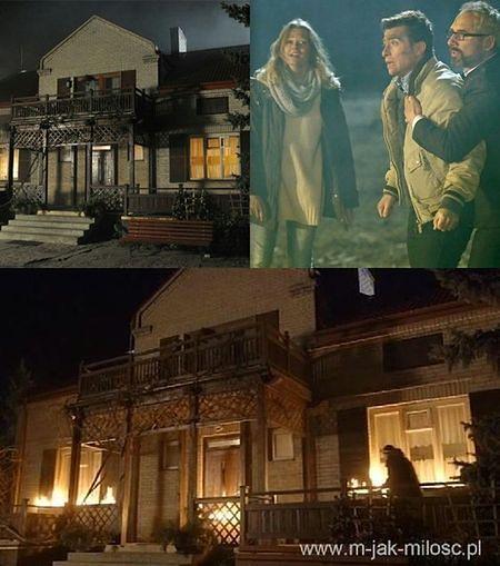 Jak zmieniła się posiadłość słynnej serialowej rodziny?