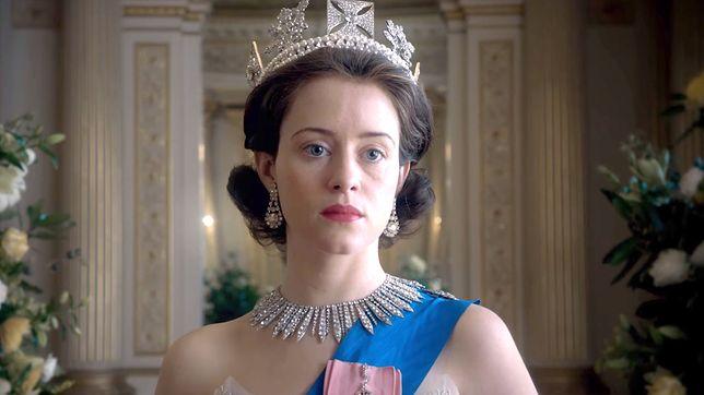"Kadr z serialu ""The Crown"""