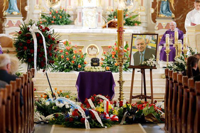 Pogrzeb Henryka Loski