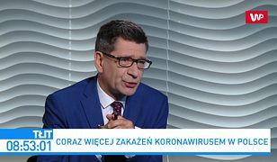 Koronawirus a wesela. Janusz Cieszyński o gotowości do przywrócenia obostrzeń