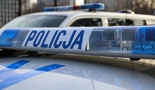 Policja obezwładniła napastnika