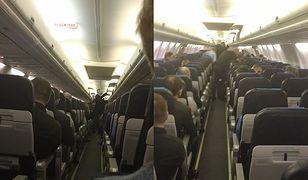 Pasażer lotu odezwał się do nas przez formularz Dziejesie