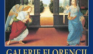 Galerie Florencji Uffizi i Pitti bez etui