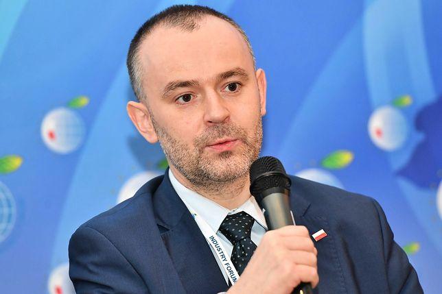 Paweł Mucha, zastępca szefa Kancelarii Prezydenta