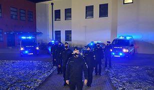 Policjanci z Wieliczki wymyślili challenge, by pomóc kobiecie pokrzywdzonej w wypadku