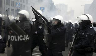 W listopadzie powstało wiele kontrowersji wobec interwencji policji tak na Marszu Niepodległości jak i na Strajku Kobiet