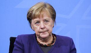 Koronawirus w Niemczech. Angela Merkel poinformowała o utrzymaniu lockdownu