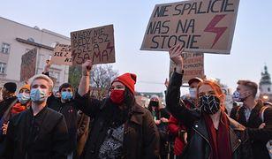 Strajk kobiet. Premier Mateusz Morawiecki mówił o konsekwencjach protestów