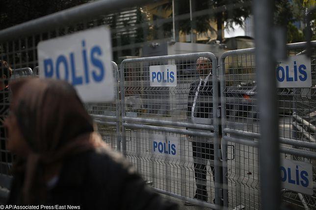 Sky News: znaleziono części ciała saudyjskiego dziennikarza