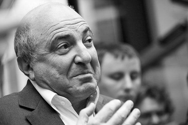 Borys Bieriezowski - rosyjski oligarcha - nie żyje