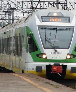 Wawer. Śmiertelny wypadek na linii otwockiej. Opóźnienia pociągów