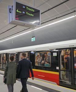 Metro. Stacja Trocka zamknięta. Utrudnienia dla podróżujących