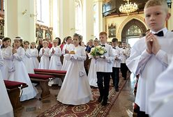 Warszawa. Komunie zgodnie z decyzją rodziców – w małych grupach lub indywidualnie