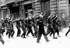 Warszawa. 77 lat temu wybuchła największa akcja zbrojna podziemia w Europie