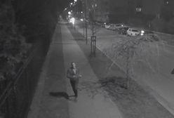 Brutalny napad na ulicy. Napastnik uciekł