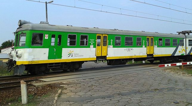 Zielonka. Atak na policjanta w pociągu (targowek.info)