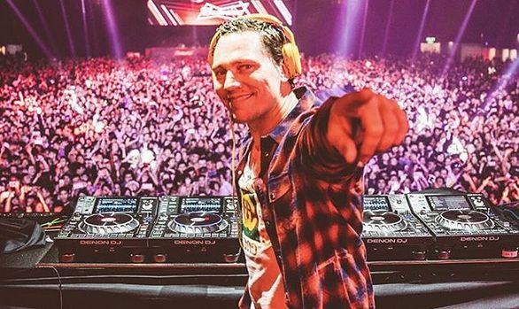 Jedną z gwiazd będzie holenderski DJ Tiësto