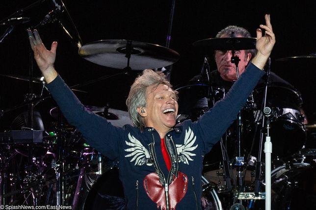 Bon Jovi zagra 12 lipca 2019 r na stadionie PGE Narodowy