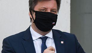 Koronawirus w Polsce. Michał Dworczyk o zmianach w szczepieniach