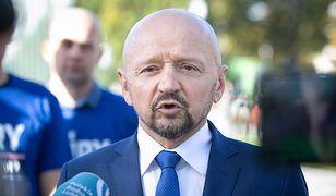 Jacek Bury, nowy senator KO