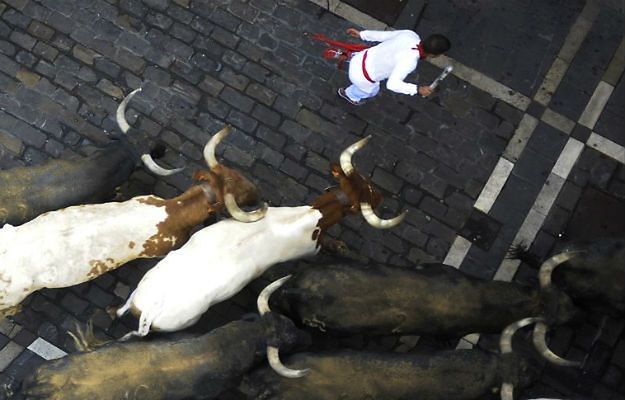 Hiszpania: francuski turysta śmiertelnie ugodzony przez byka