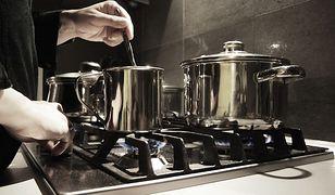 Gotowanie na gazie to wybór wielu Polaków