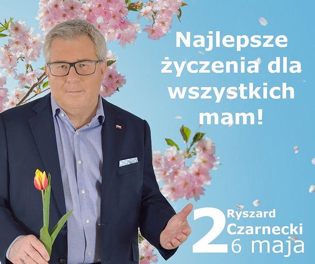 Ryszard Czarnecki nie dostał mandatu