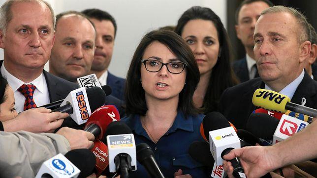 Kamila Gasiuk-Pihowicz odchodzi z Nowoczesnej