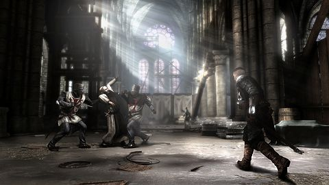 Trzy nowe obrazki z Hellion: Mystery of The Inquisition