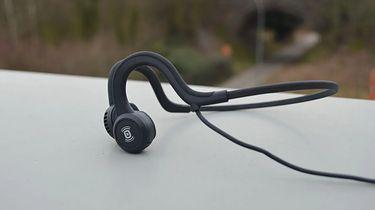 Aftershokz Sportz Titanium — słuchawki dobre na trening