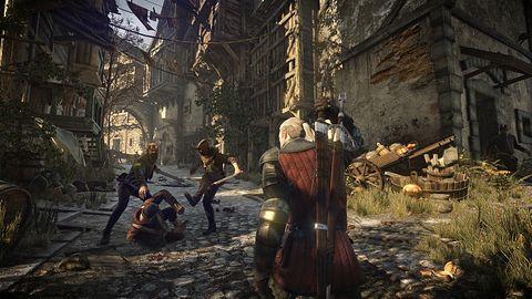 Geralt siedzi na koniu lub sięga po miecz, czyli nowe obrazki z Wiedźmina 3