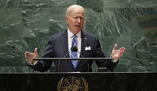 Joe Biden na forum ONZ: Jesteśmy w punkcie zwrotnym historii świata