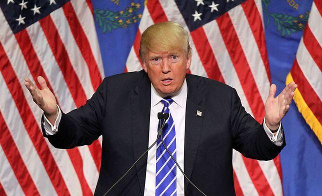 Donald Trump: Po co nam imigranci z gównianych krajów?